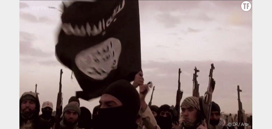 """Capture de """"Daech, naissance d'un état terroriste"""""""
