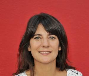 L'animatrice Estelle Denis