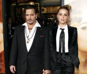 Vanessa Paradis : Johnny Depp et Amber Heard siamois amoureux à Los Angeles (photos)