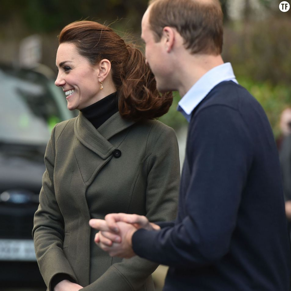 Kate Middleton et le Prince William, le 20 novembre 2015