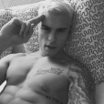 Baptiste Giabiconi et ses photos sexy