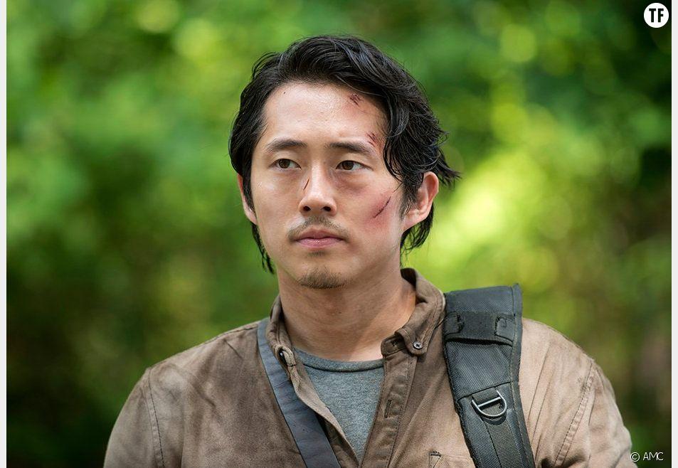 Glenn dans Walking Dead saison 6