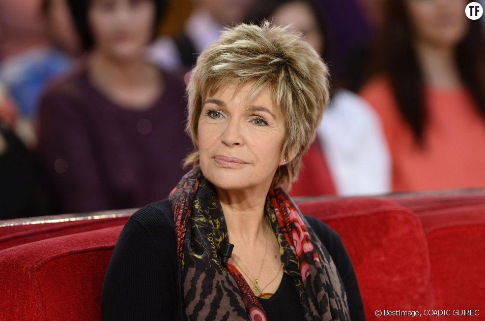 L'actrice Véronique Jannot