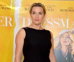 Kate Winslet lors d'une avant-première