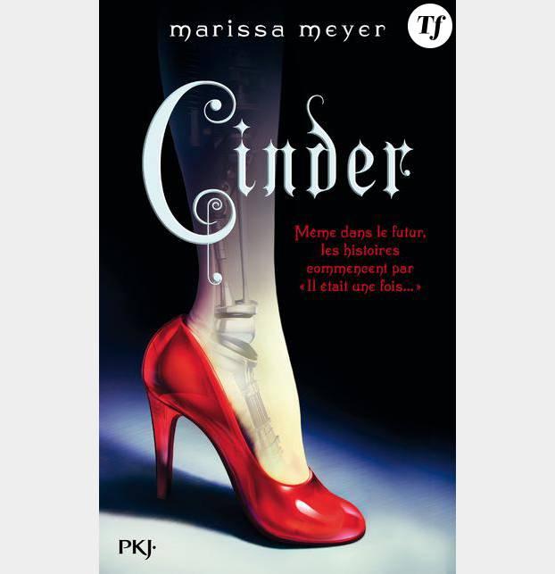 Cinder de Marissa Meyer