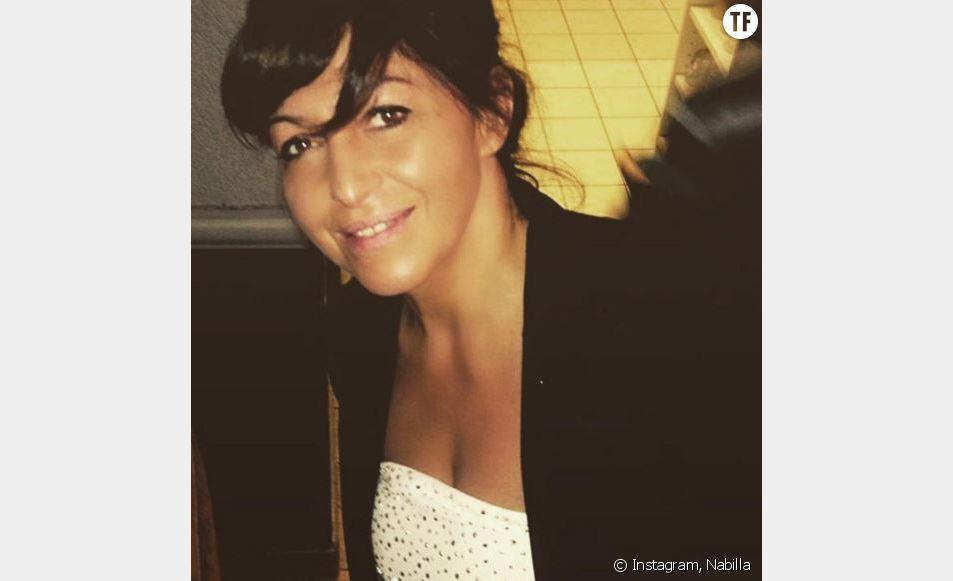Nabilla poste une photo de sa maman Marie-Luce
