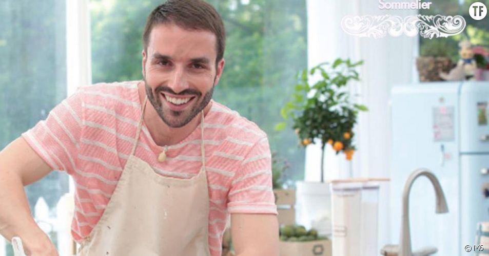 Carl du meilleur pâtissier 2015