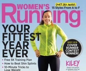 Une sportive handicapée en Une d'un magazine de running : une couverture historique