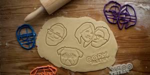 Faire des cookies qui ont la forme de notre visage ? C'est maintenant possible