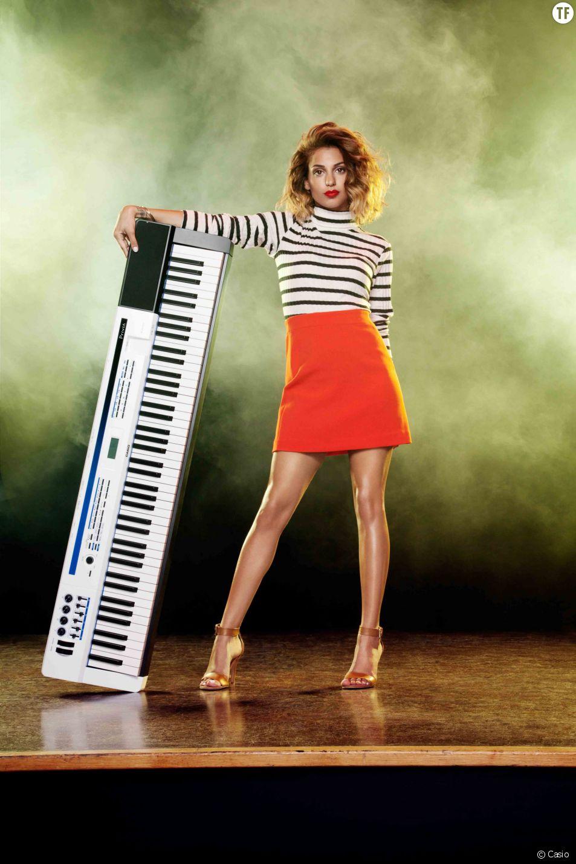 TAL et son clavier Casio