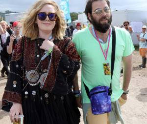 Adele en couple : rumeurs de rupture avec son boyfriend et père de son fils Simon Konecki