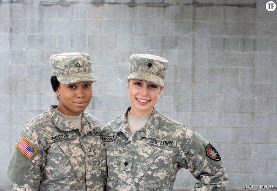 """Dans l'armée américaine, les femmes pourront désormais servir à tous les postes """"sans exception"""""""