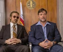 The Nice Guys : découvrez Ryan Gosling et Russell Crowe en détectives déjantés