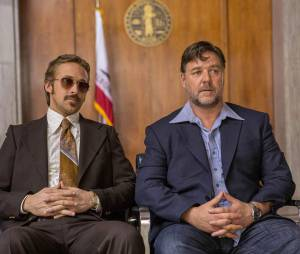Ryan Gosling et Russell Crowe dans The Nice Guys