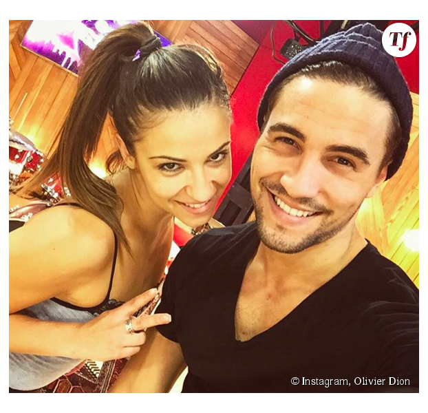 Olivier Dion dansera ce soir avec Denitsa Ikonomova