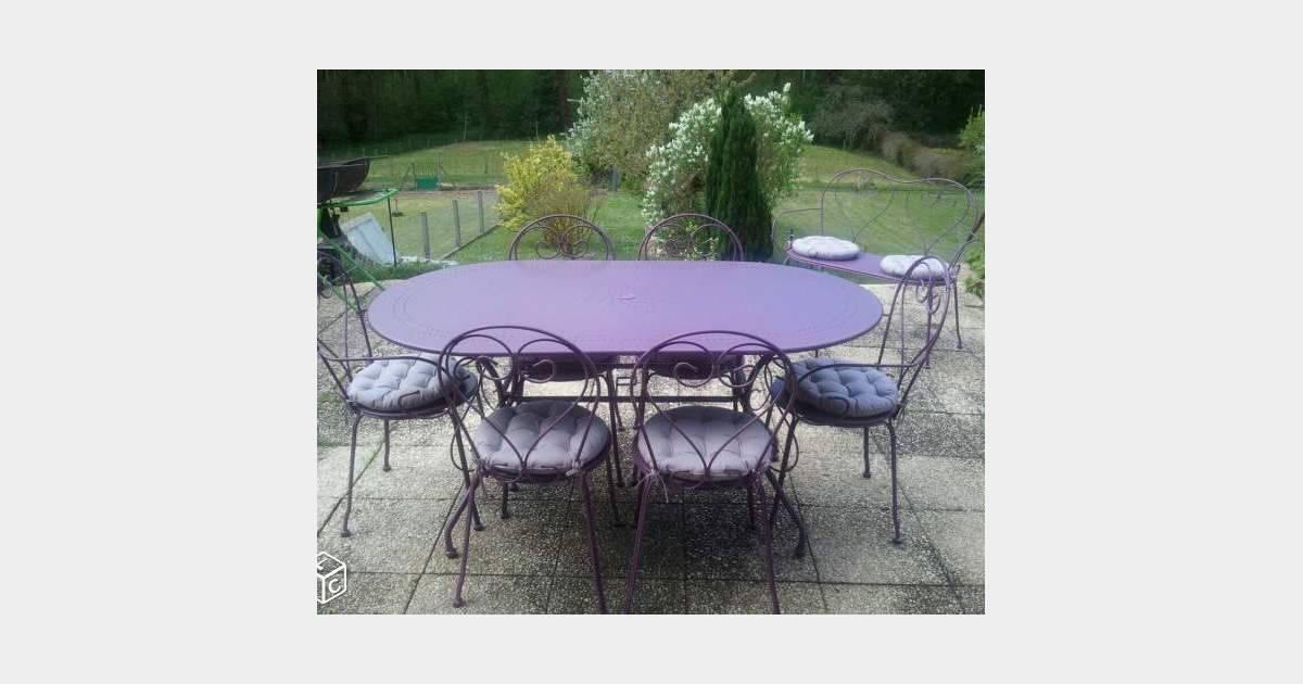 LeBonCoin : une annonce délirante des meubles de jardin ...