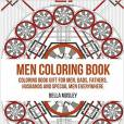 Des livres de coloriage spécial hommes : mais pourquoi donc ?