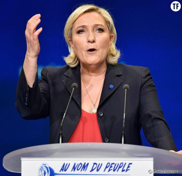 6 raisons de ne pas voter Marine Le Pen
