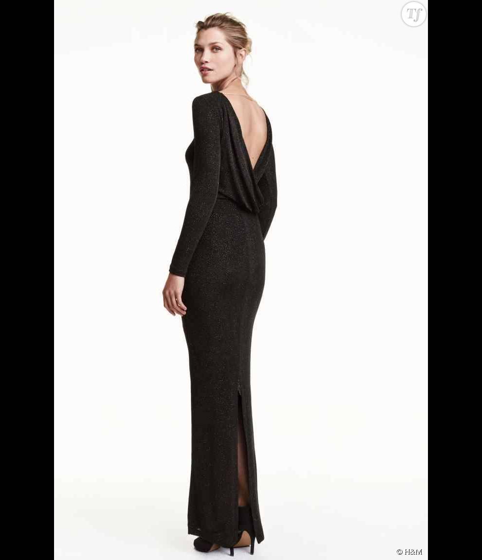 Robe longue scintillante  ,  59,99 €