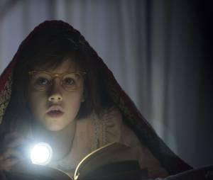 Sophie (Ruby Barnhill) dans Le Bon gros géant de Steven Spielberg