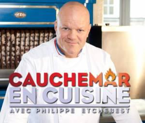 Le chef philippe etchebest dans cauchemar en cuisine - Cauchemar en cuisine replay marseille ...