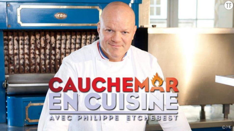 Philippe Etchebest de retour dans deux épisodes inédits de Cauchemar en cuisine.
