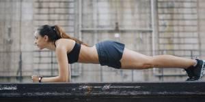 Gainage : 6 bonnes raisons de faire la planche tous les jours