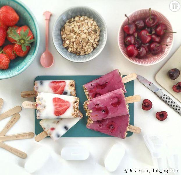 Une bonne glace en guise de petit-déjeuner, ça vous tente?