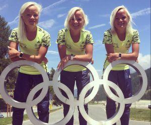 Ces triplées marathoniennes vont faire le buzz aux JO de Rio