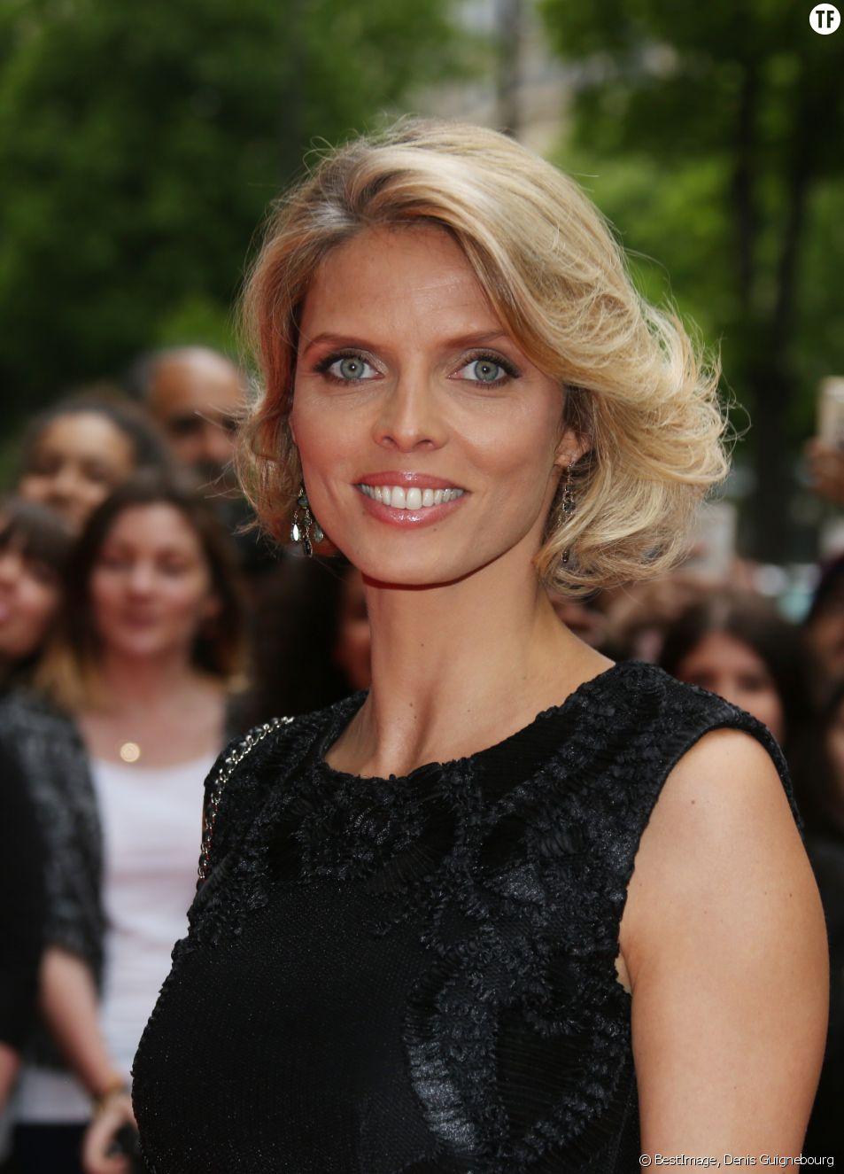 Sylvie Tellier, directrice générale de la Société Miss France