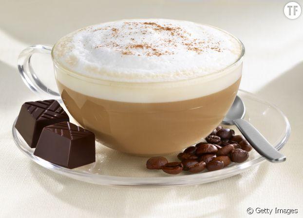 Un bon cappuccino