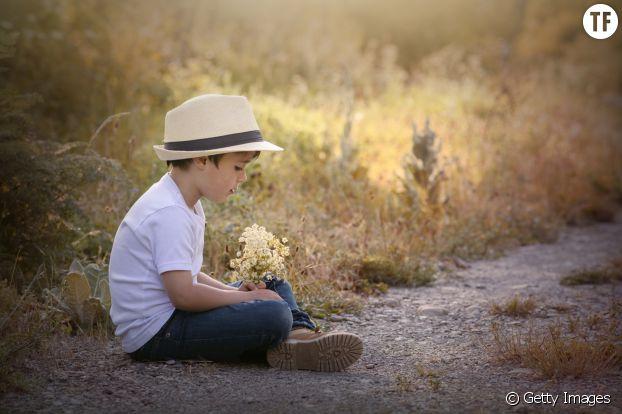 Laisser l'enfant faire preuve d'imagination