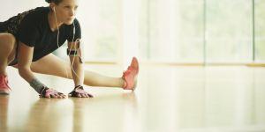 10 minutes de gym pour tonifier ses cuisses en vidéo