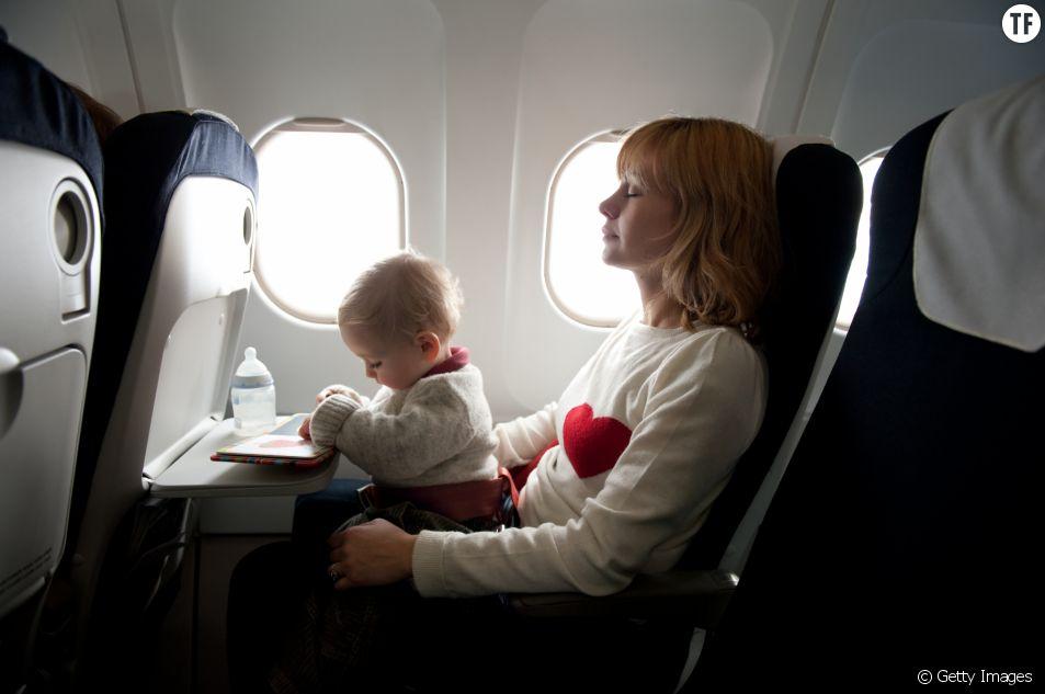 bébé et avion conseils