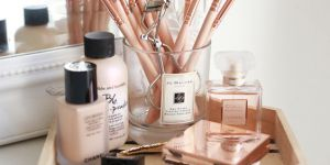 9 jolies façons de ranger son maquillage repérées sur Pinterest