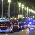 L'attentat à Nice sur la promenade des Anglais après le feu d'artifice lors de la fête nationale du 14 juillet 2016 a fait 84 victimes selon un bilan provisoire