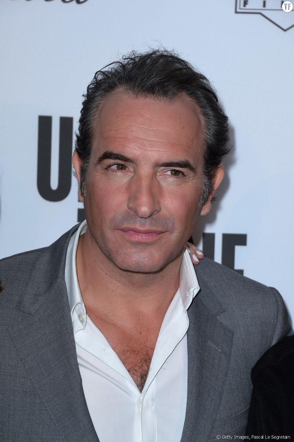 L'acteur Jean Dujardin