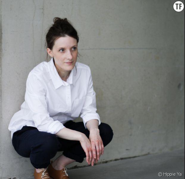 Noémie Sockeel, la créatrice de la marque pour enfants Hippie Ya