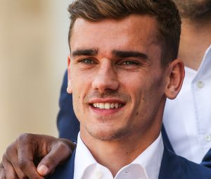Antoine Griezmann : il part enfin en vacances (photo)