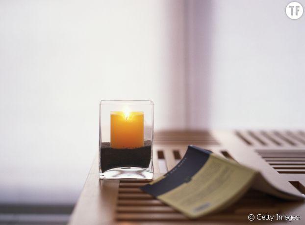 Passez aux bougies à la cire de soja