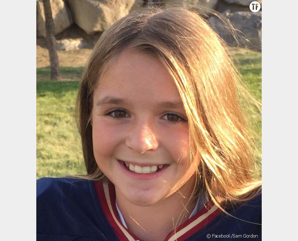 Sam Gordon, la fillette qui a inspiré la première équipe féminine de football américain