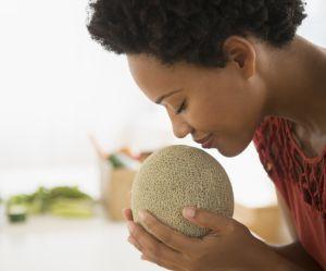 Pour choisir un bon melon, il suffirait de fermer les yeux