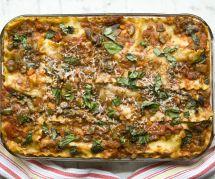 La recette des meilleures lasagnes végétariennes