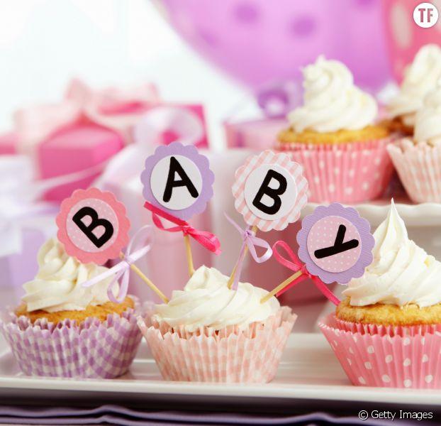 Idées de déco pour une baby shower