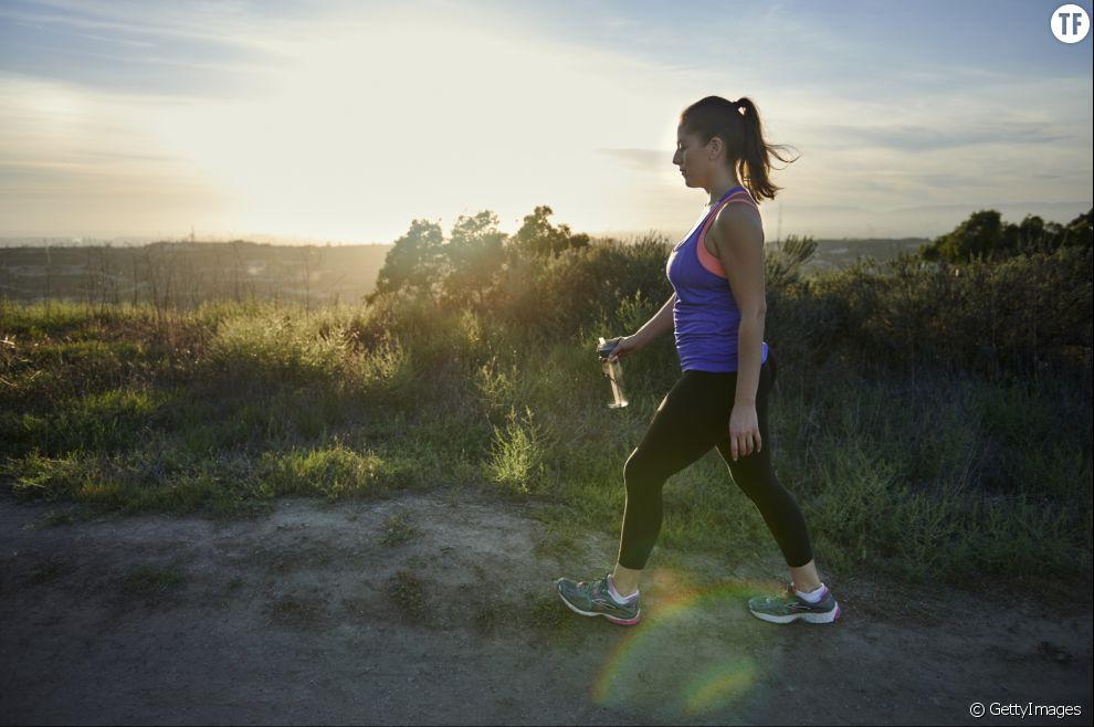 Les bienfaits qui prouvent que la marche est un vrai sport