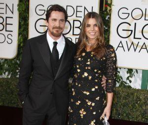 Christian Bale et sa femme Sibi Blazic