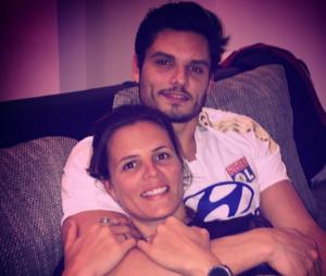 Laure Manaudou et son frère Florent