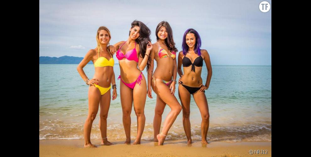 Les quatre femmes au casting de La Revanche des ex - de gauche à droite : Allison, Lauren, Laurie et Mélody