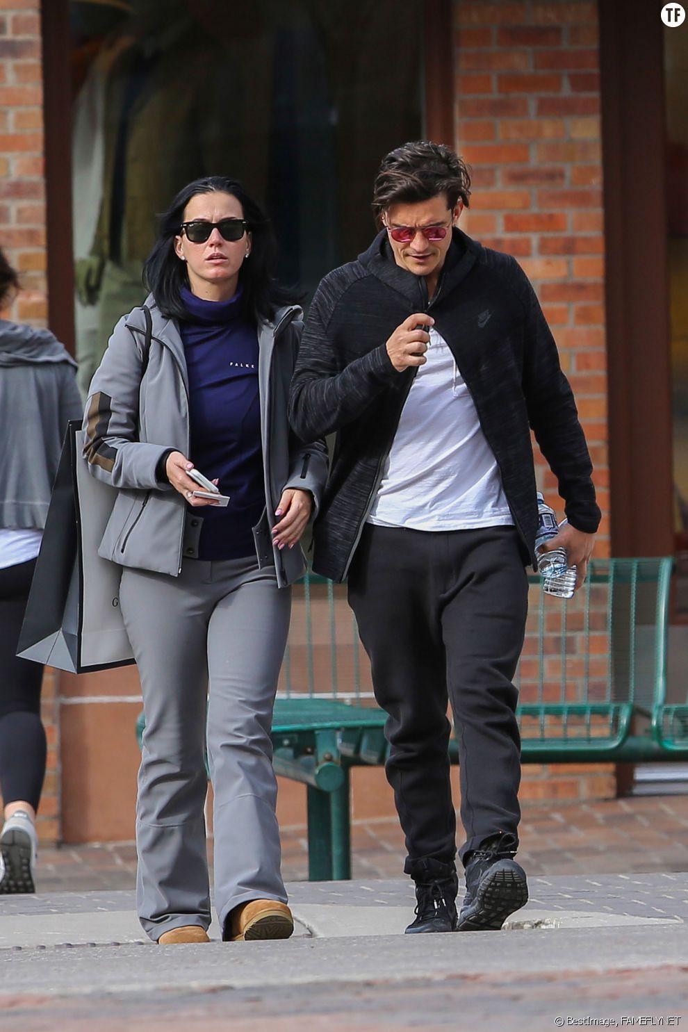 Orlando Bloom et Katy Perry sont en couple depuis quelques mois