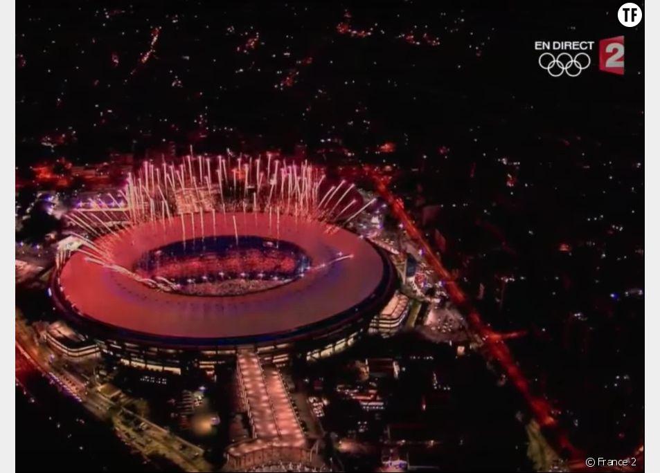 Cérémonie d'ouverture des JO de Rio en replay